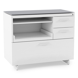 BDI Centro Contemporary Multi-Function Cabinet