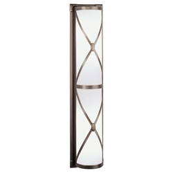 Chase Double Contemporary Wall Sconce