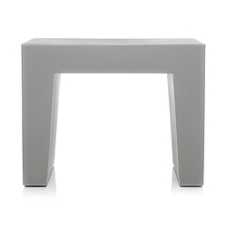 Fatboy Concrete Seat Gray Indoor Outdoor Stool