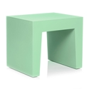 Fatboy Concrete Seat Green Indoor Outdoor Stool