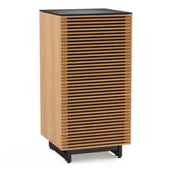 Corridor Oak Contemporary A/V Cabinet by BDI