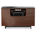BDI Corridor Chocolate Stained Walnut Contemporary Cabinet