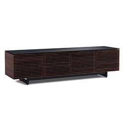 Corridor Chocolate Low Contemporary TV Stand by BDI