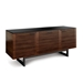 Corridor TV Stand by BDI in Chocolate Walnut