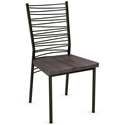Crescent Dining Chair by Amsico