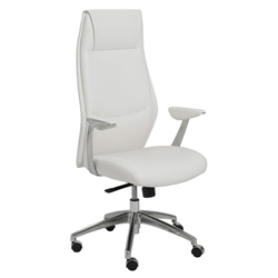 Crosby Modern High Back Office Chair by Euro Style