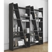 TemaHome Delta Quad Bookcase in Pure Black