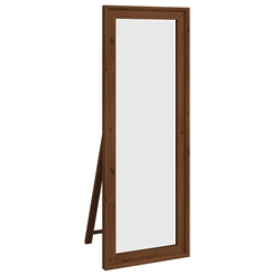 Unique Furniture Denali Modern Standing Mirror