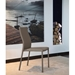Diana Modern Taupe Dining Side Chair by Pezzan