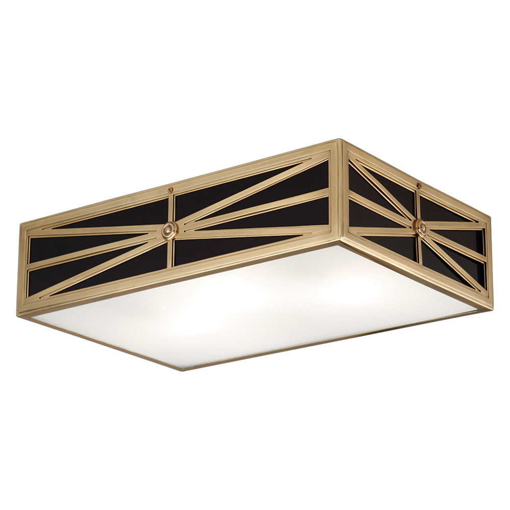 Directoire Lg Flush Mount Ceiling Lamp Collectic Home