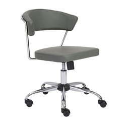 Draco Gray Modern Office Chair