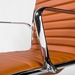 Drake Modern Cognac Office Chair - Arm Detail