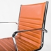 Drake Low Back Modern Cognac Office Chair