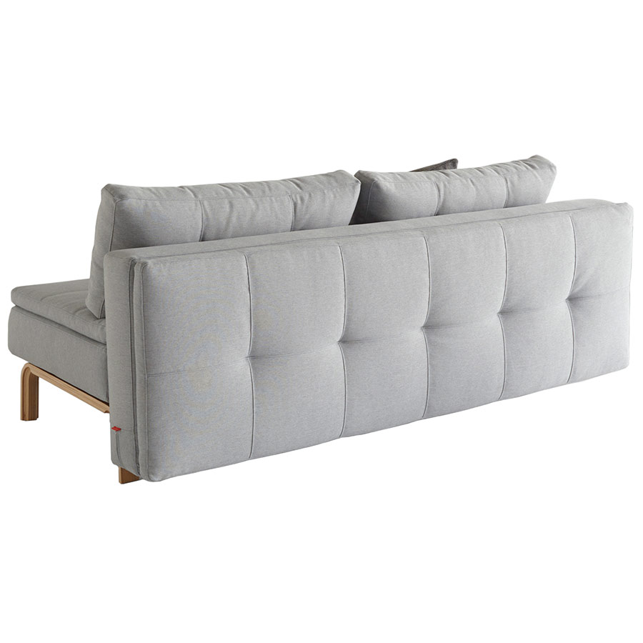 armless full of couch size futon bed convertible sleeper mattress large sofas best sofa serta