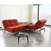 Dublexo Sofa + Chair in Paprika by Innovation