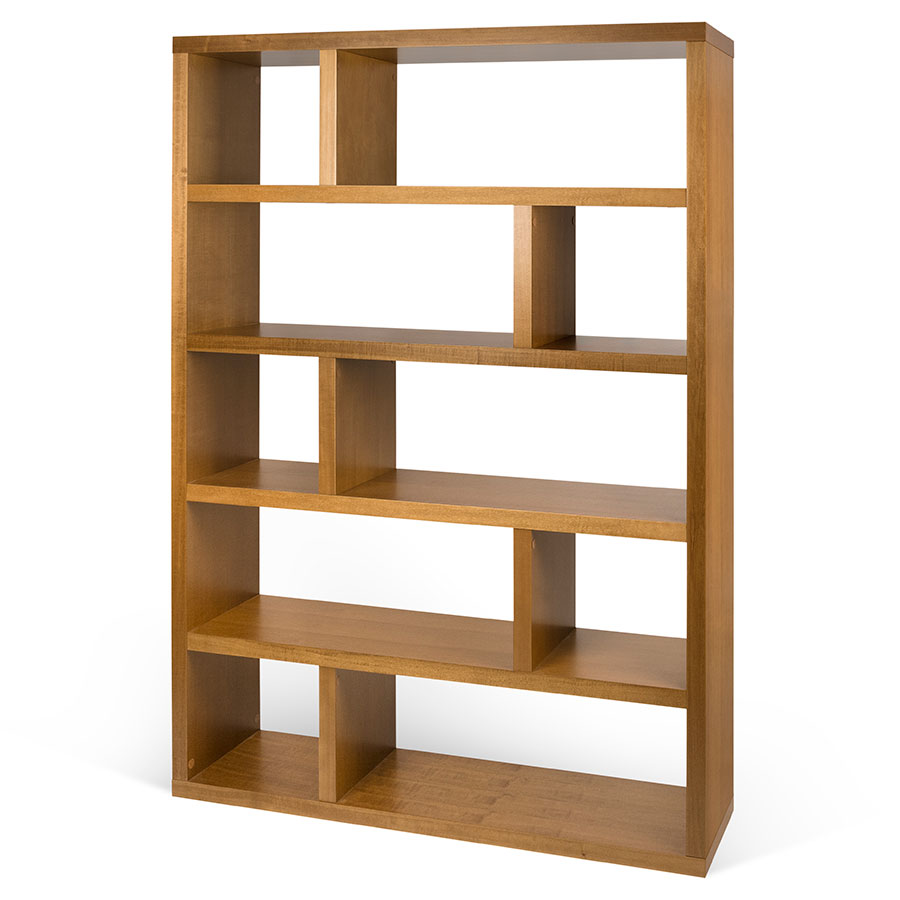 Modern Bookcases Dublin Tall Mukali Bookcase Eurway