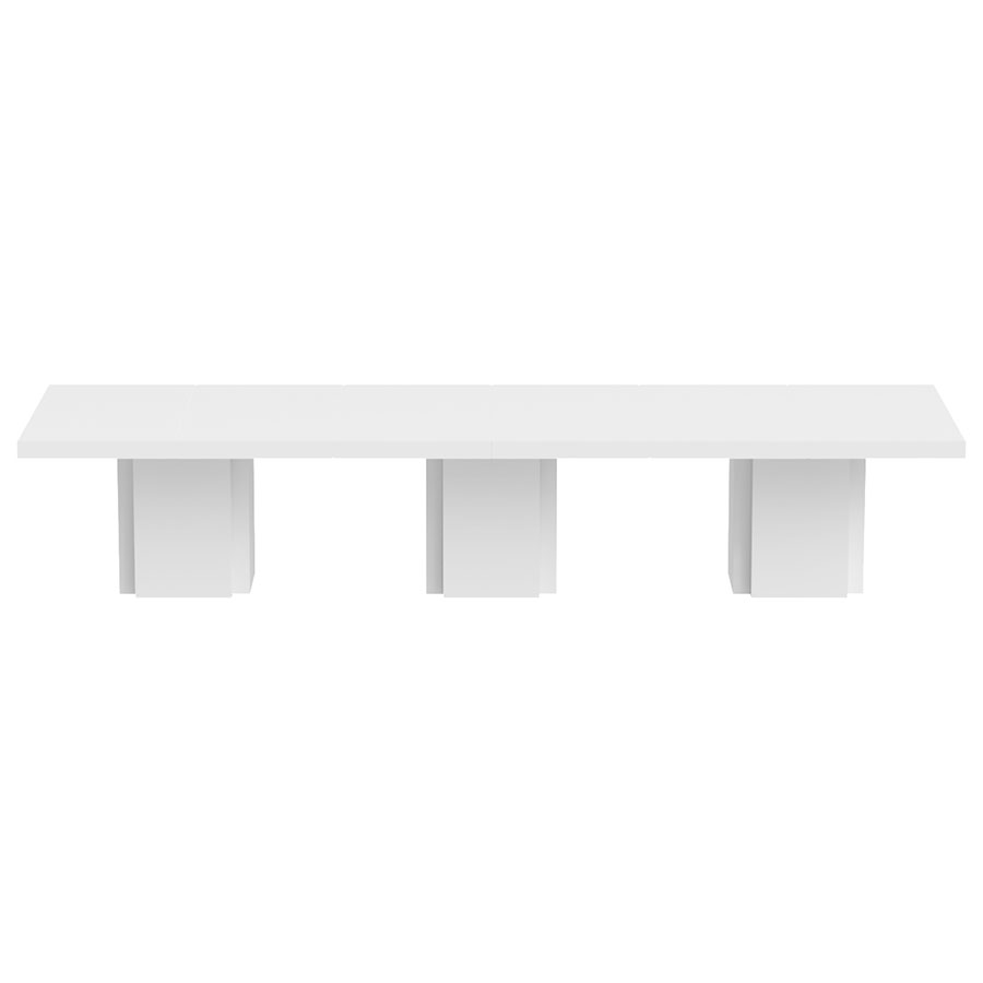 "Dusk 153"" Contemporary Dining Table"