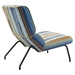 Ella Contemporary Lounge Chair Back