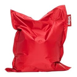 Fatboy Junior Red Contemporary Bean Bag Chair