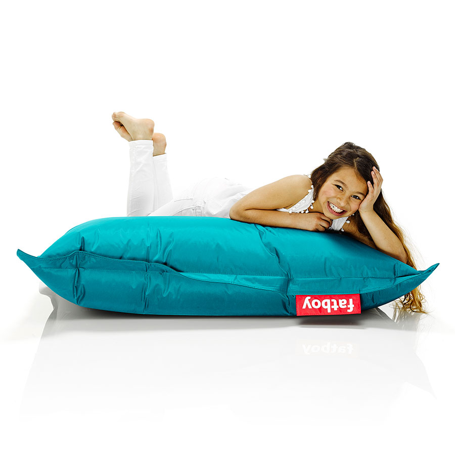 ... Fatboy Junior Turquoise Modern Bean Bag Chair  sc 1 st  Collectic Home & Fatboy Turquoise Junior Modern Bean Bag Chair | Eurway