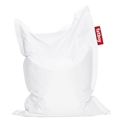 Fatboy Junior White Modern Bean Bag Chair