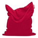 Fatboy Stonewashed Red Original Modern Bean Bag Chair