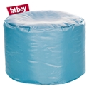 Fatboy Point Ice Blue Modern Ottoman + Stool
