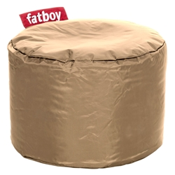 Fatboy Point Sand Modern Ottoman + Stool