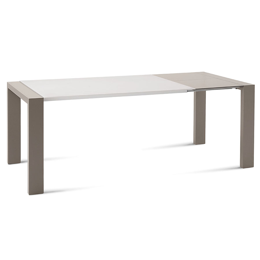 Fawn Modern Extension Dining Table