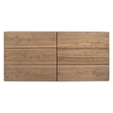 Float Walnut Contemporary Dresser by TemaHome