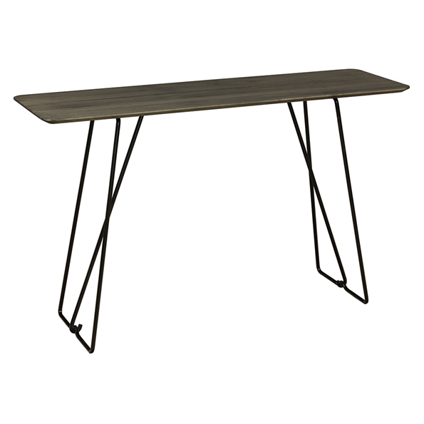 Flynn Modern Console Table in Nantucket by Saloom