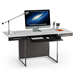 Format Charcoal Contemporary Desk