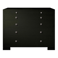 Frances Black Contemporary Dresser