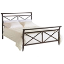 Gabriel Contemporary Bed by Amsico
