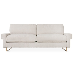 Garrison Modern Sofa in Baffin Oyster by Gus Modern