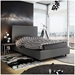 Gastown Full Platform Bed by Amisco