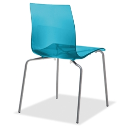 Gel-b Modern Dining Chair by Domitalia