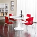 Gel-B Contemporary Dining Chair