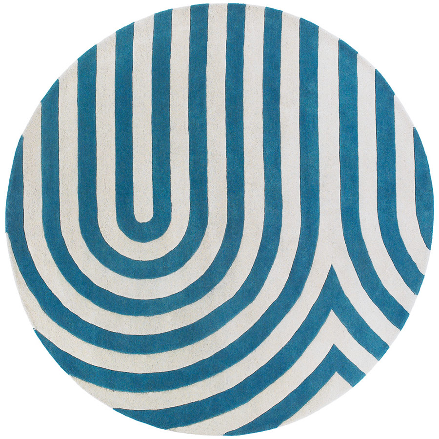 round rugs modern  rugs ideas - chandra geometric  modern blue rug collectic home