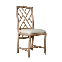 Hampton Natural Contemporary Dining Chair