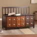 Hedley Contemporary Storage Bench Room