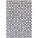 Iconic 8'x10' Rug in Grey and Cream