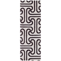 Iconic Runner Rug in Brown