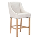 Inez Contemporary Bar Stool