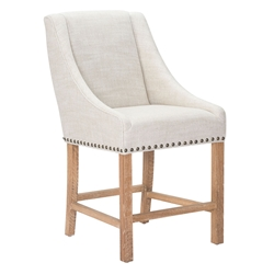 Inez Contemporary Counter Stool