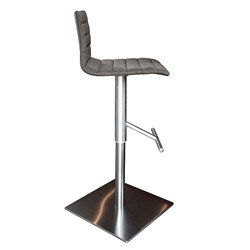 Jamie Brown Adjustable Modern Stool