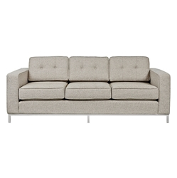 Jane Contemporary Sofa in Leaside Driftwood by Gus! Modern