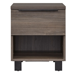 Unique Furniture Karlstad Modern Nightstand