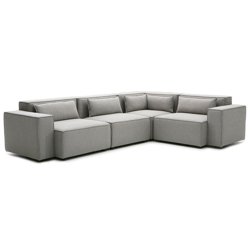 contemporary sectional couch. Kirkland Contemporary Sectional Sofa Couch