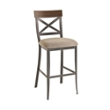 Kyle Transitional Counter Stool by Amisco